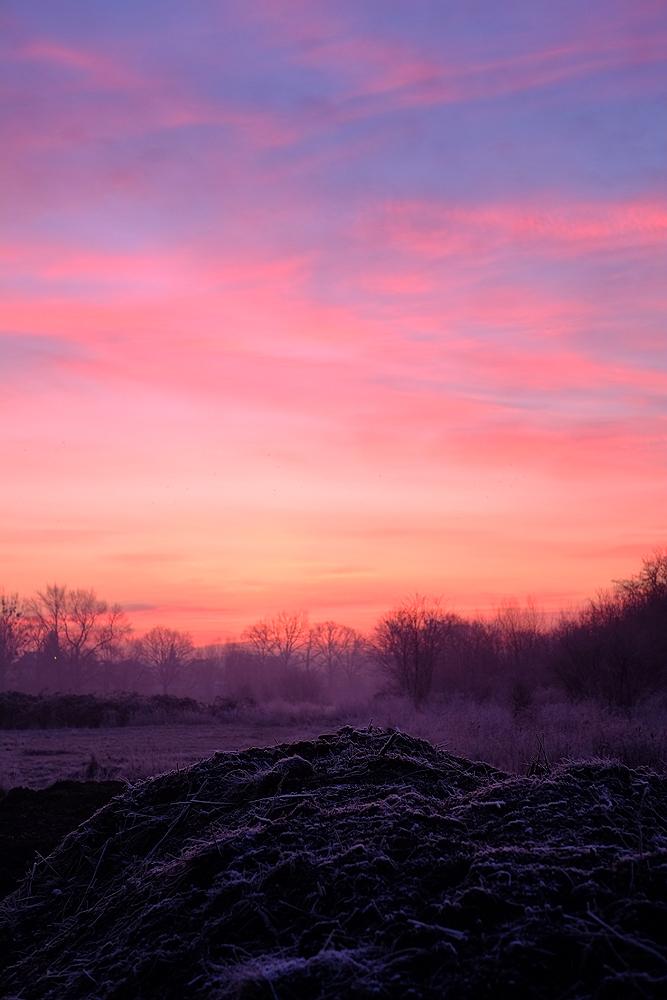 Sunrise - Wschód słońca