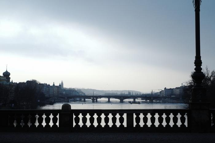Jiraskuv Most (Prague) - Jiraskuv Most (Praga)