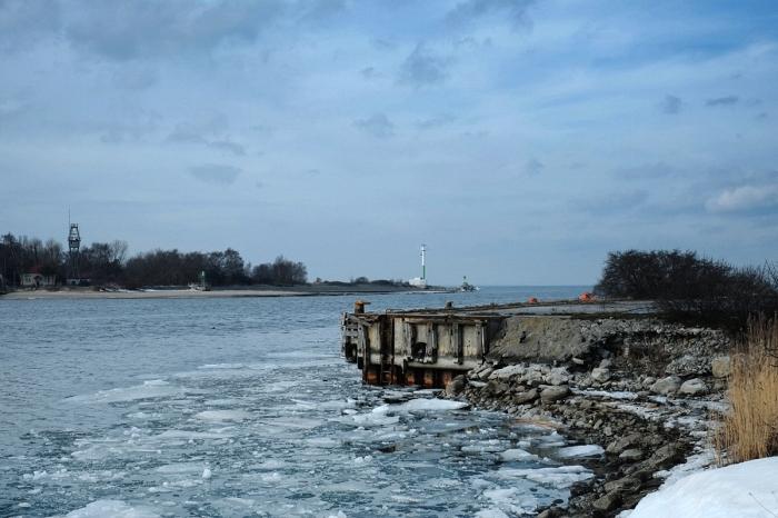 Estuary of Vistula - Ujście Wisły