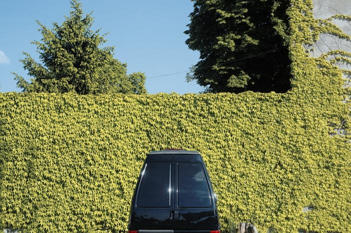 Parked Car - Zaparkowany Samochód