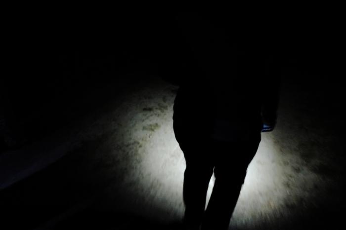 Cellphone light - Światło z komórki