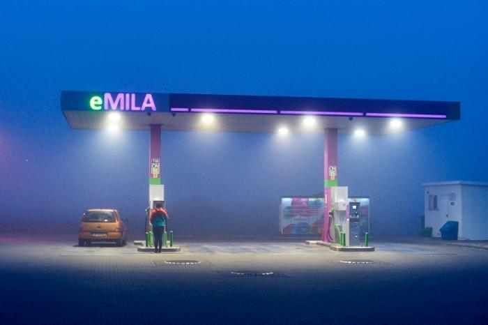Gas Station - Stacja Benzynowa